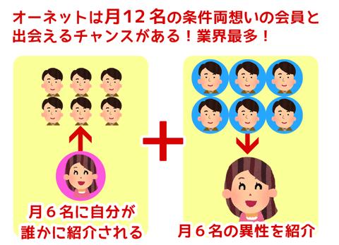 オーネットデータマッチング紹介書